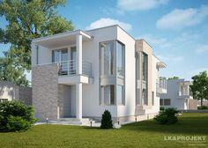 Projekty domów LK Projekt LK&326 zdjęcie 1