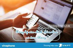 Đăng ký sim chỉnh chủ Vinaphone online có được không?