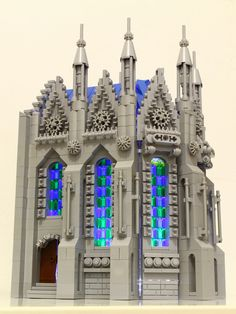 LEGO Lionguard Church | Flickr - Photo Sharing!
