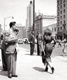 Photography by Nacho Lopez, 1953
