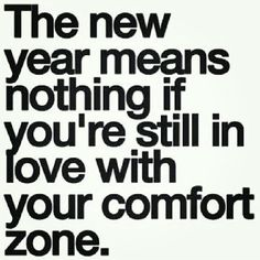 "Get out of that ""comfort zone"" otherwise you'll never see noticeable drastic results!!!!"