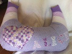 Amamenta bebê, patchwork, patch aplique, criação Valesca