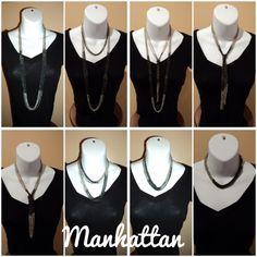 Ways to wear Manhattan- Premier Designs Jewelry