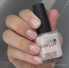 Nail polish CND Vinylux shade 126 Lavishly loved photo