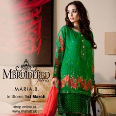 maria b new collections, maria b latest dresses, embroidered silk chiffon collection, embroidered silk chiffon 2014, silk-chiffon dresses 2014,latest embroid