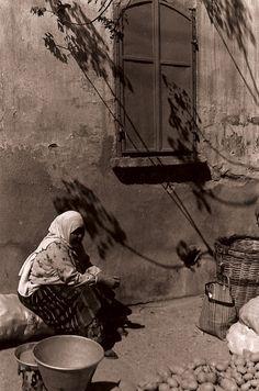 """Potato Vendor"" Kusadasi, Turkey 1997"