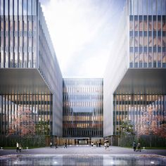 Forbes Massie / 3D Visualisation Studio / London - Work - Schmidt Hammer Lassen /Ningbo