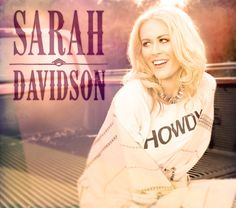 """Love what you heard from @Sarah Chintomby Davidson? What's not to love!?  Pre-order Sarah's debut EP today on iTunes and get the new single """"Drink You Up"""" instantly"""