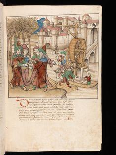 Bern, Burgerbibliothek / Mss.h.h.I.16 – Diebold Schilling, Spiezer Chronik / p. 81
