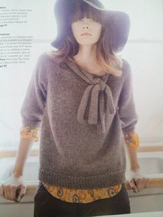 Touluse Pullover Sweater