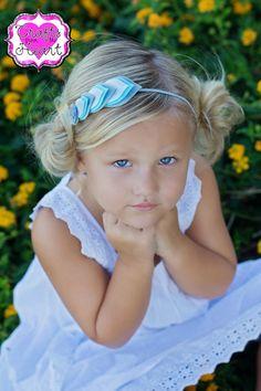 Felt Feather Headband - Cloudy Days - Layered Felt Flower - 100% USA made felt - Clip -Wool blend felt - Baby Child Teen Adult