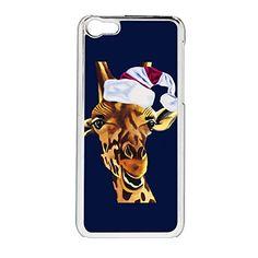 FR23-Giraffe Santa Fit For iPhone 5/5C Case Hardplastic Back Protector Framed White FR23 http://www.amazon.com/dp/B018RVSLVS/ref=cm_sw_r_pi_dp_v7Oxwb14PSAK6