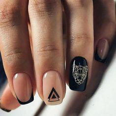 #Cute #pattern #nails