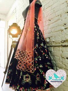 Ambassador of style Choli Dress, Anarkali Dress, Lehenga Choli, Sarees, Indian Look, Indian Ethnic, Indian Dresses, Indian Outfits, Bastilla