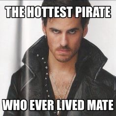 welllllll....... I have another in mind, but Killian Jones is amazing