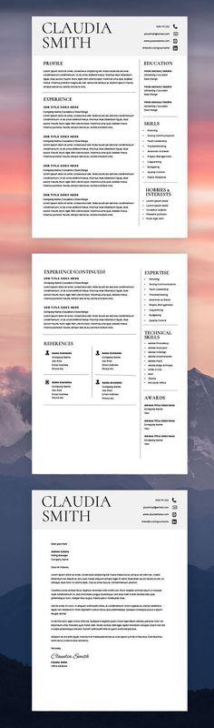 MODERN RESUMES - TOP 10 - BEST RESUMES Modern Resume Templates - modern resumes