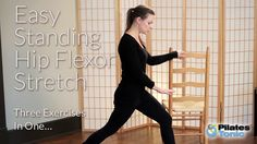 In today's video you'll learn one of my absolute favorite hip flexor stretches. I learned about this one from Kit Laughlin, creator of Stretch Therapy, and the best part is that you can do this…