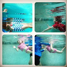 Week one...swim-float-swimmers and itty bitty floaters #drowningprevention #watersafety