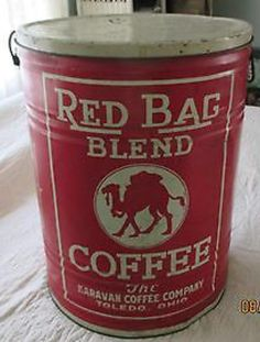 Red Bag Brand Coffee