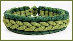 "Paracord Bracelet Tutorial: ""Marginal Herringbone Endless Falls"" Bracelet Design - YouTube"