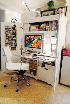 Carlita - eclectic - home office - miami - Carlita