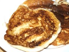 Slimming World syn free pancakes Slimming World Free, Slimming World Recipes Syn Free, Slimming World Syns, Slimming Eats, Syn Free Pancakes, Healthy Desserts, Healthy Recipes, Slimmimg World, Egg Recipes For Breakfast