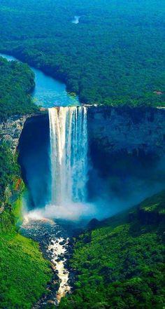 Beautiful Waterfalls, Beautiful Landscapes, Places To Travel, Places To See, Wonderful Places, Beautiful Places, Beautiful Scenery, Amazing Places, Places Around The World