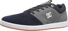 DC Mens Cole Signature Shoes, Navy, 11D: Drawing on the unique design aesthetic of Chris Cole The all new Cole Si
