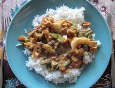Sense and Simplicity: Easy Dinner - Thai Peanut Stir Fry Sauce
