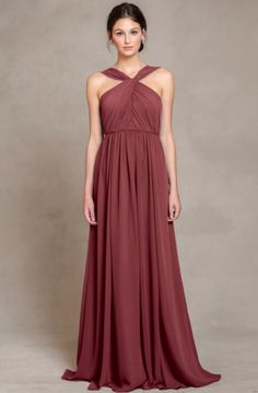8caddb5ba62 Jenny Yoo Jacqueline in  Cinnamon Rose  -  280 Rose Bridesmaid Dresses