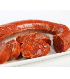 Chorizo Sarta Dulce Producción Ecológica (vacío 320 gr. aprox.) Entra en la web, código invitación 225/ todastuscompras.com