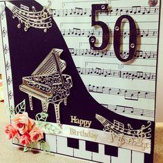 Grand piano #music #tattered lace