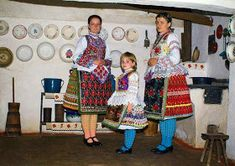 Folk Costume, Costumes, Hungarian Embroidery, Folk Dance, Ancient Symbols, Folk Fashion, People Of The World, Embroidery Patterns, Christmas Sweaters