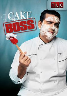 Cake Boss (2009) Master baker Buddy Valastro is the spirited, dedicated boss at Carlo's Bake Shop in Hoboken, N.J., where he and his extended family turn out one-of-a-kind confectionery creations and abundant culinary drama in TLC's popular reality series. Besides showcasing the spectacular pastries produced for charity events and other special occasions, the series features wacky kitchen pranks, baking disasters and occasional family fireworks.