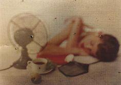 summer sleep : irving penn : 1949