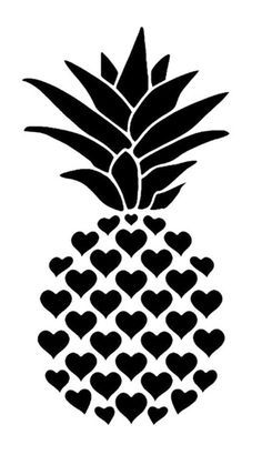 flowers pineapple palm tree paisley hibiscus rose mylar stencil design craft home decor painting diy wall art 190 micron – Silhouette – Welcome Home Crafts Silhouette Cameo Projects, Silhouette Design, Silhouette Cameo Free, Silhouette Machine, Silhouette Files, Vinyl Crafts, Vinyl Projects, Decor Crafts, Diy Home Decor