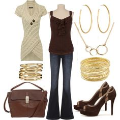 """Fall"" by calista1275 on Polyvore"