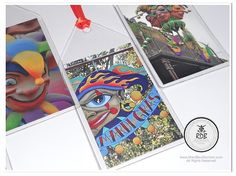 Mardi Gras Jester Bookmark  New Orleans Photo by theRDBcollection, $4.00