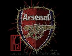 """Check out new work on my @Behance portfolio: """"Arsenal Portrait"""" http://be.net/gallery/37912601/Arsenal-Portrait"""