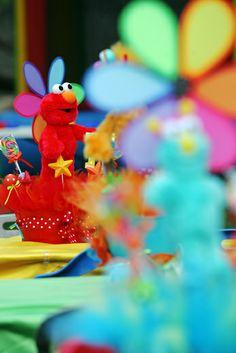"Photo 30 of 196: Sesame Street / Birthday ""Kailan's Sesame Street Celebration""   Catch My Party"
