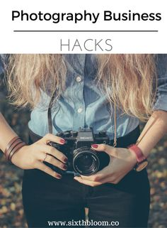 Photography Business Tips, Business photography, photography business hacks, photography hacks