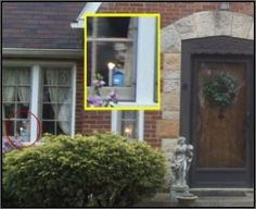 The Picture was taken of a home in Ravenna, Ohio. It was taken by the owners' 14-year-old son, May 2008. It shows what looks like a young girl in human form looking out the window. She appears to be wearing a blue outfit. The owner of the house and her son were the only ones home at the time and there are no younger children in the family. They have no idea why a young girl would show up in the window of the house. The house has a history of activity but they never saw a ghost before this.