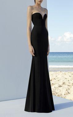 Alex Perry Howell Gown - this is my dream dress 😍 Elegant Dresses For Women, Pretty Dresses, Traje A Rigor, Strapless Dress Formal, Formal Dresses, Wedding Dresses, Mermaid Prom Dresses, Beautiful Gowns, Dream Dress