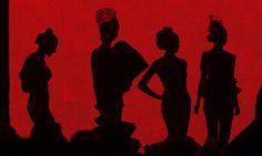 Modelki prezentują kreacje Ariama Beige'a podczas pokazu mody w ramach Flamenco International Fasion Week SIMOF 2015, w Sewilii. http://www.tvn24.pl/zdjecia/zdjecie-dnia,31565,lista.html