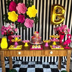 Party Ideas For Women Bday 36 Trendy Ideas Flamingo Party, Flamingo Birthday, Birthday Diy, Birthday Parties, Happy Birthday, Tropical Party, Its My Bday, Birthday Pictures, Diy Party