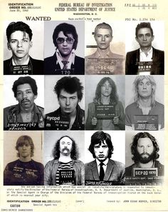 Rock And Rolls Most Wanted - Part II Photograph