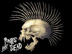 Punx Not Dead - The Exploited