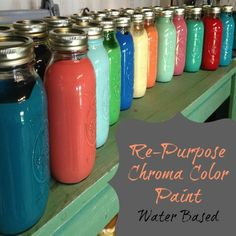 Re-purpose Paint Nice colors....anyone used this?
