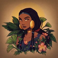 """iahfy: """" quick zipporah while watching the prince of egypt """" Dreamworks Animation, Disney And Dreamworks, Animation Film, Disney Animation, Egypt Concept Art, Character Art, Character Design, Prince Of Egypt, Black Girl Art"""