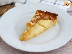Tarte amandine aux poires, ou la célèbre bourdaloue, Recette Ptitchef French Toast, Pie, Breakfast, Desserts, Food, Dessert, Recipes, Ideas, Cooking Recipes